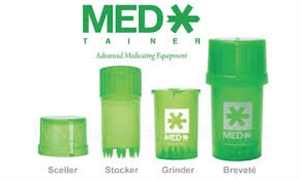 Picture of Medtainer - Air Tight/Water Tight Grinder/Container