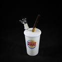 Picture of 14mm Burger King water pipe cup