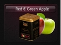 Picture of Red & Green Apple 250g