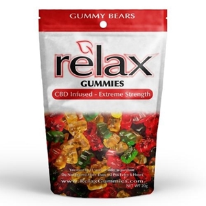 Picture of Relax CBD Gummies