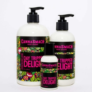 Picture of 8oz CannaSmack Body Lotion