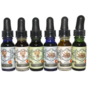 Picture of Pet CBD Tincture 550mg